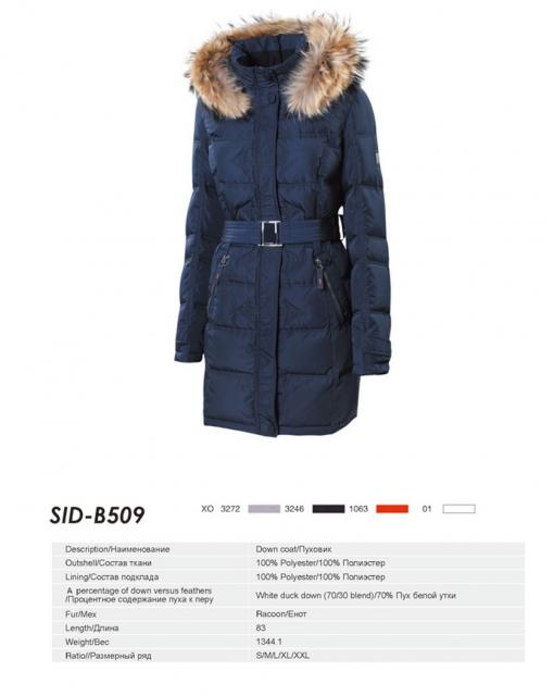 SID-B509A