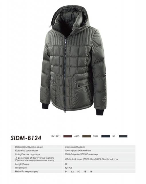 SIDM-B124А