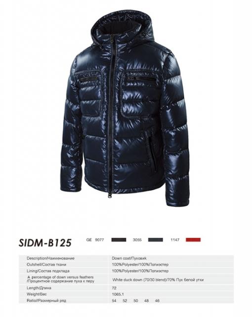 SIDM-B125
